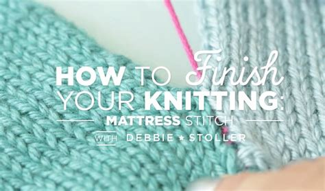 how to sew together knitting 17 beste idee 235 n knitting squares op