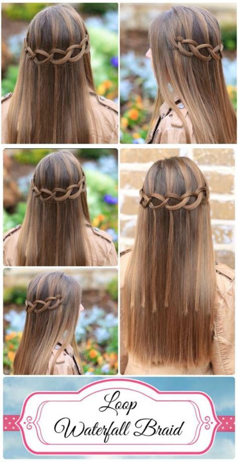 doctor locks on how to waterfall braid 17 wonderful waterfall braid tutorials for your luscious