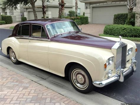 rolls royce silver cloud 1964 rolls royce silver cloud sedan 4 door for sale used