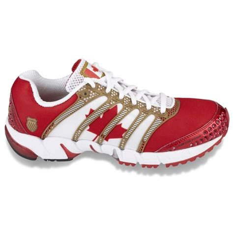 shoes canada k swiss k ona s flag series s canada flag running