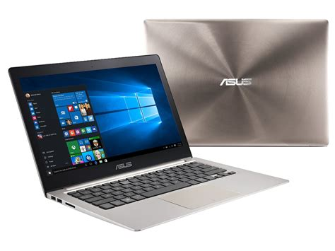 Is Asus Zenbook A Laptop asus zenbook ux303ua r4051t notebookcheck net external reviews