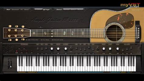 best electric guitar vst le guitar m lite free vst myvst demo