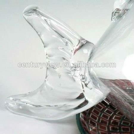fish bowl coffee table clear glass fish shaped blown fish bowls coffee table