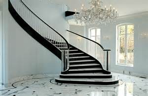 Curved Stairs Design Curved Staircase Design