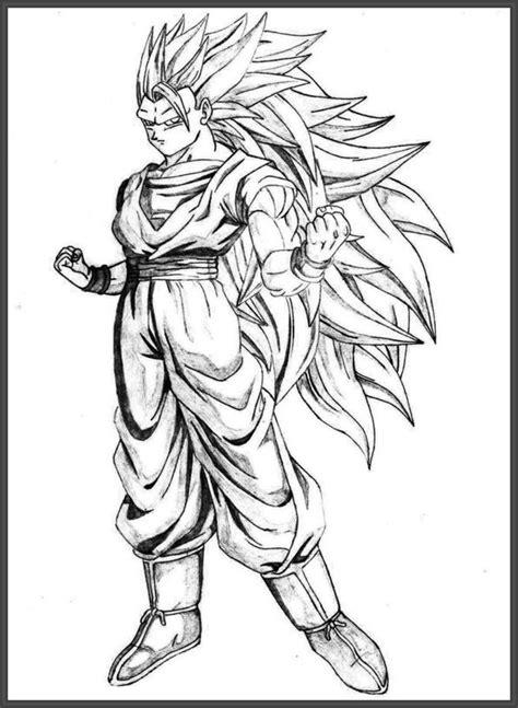 imagenes de goku dios para colorear imagenes de goku ssj4 para imprimir archivos dibujos de