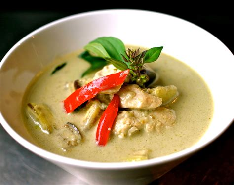 Thai Search In Search Of Thai Green Curry Underground Cookery School