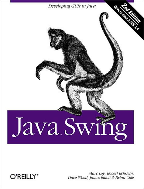 Java Swing 2nd Edition O Reilly Media