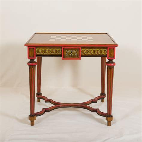 table d activité bébé avec siege table de jeux lanthenac style louis xvi louis xvi
