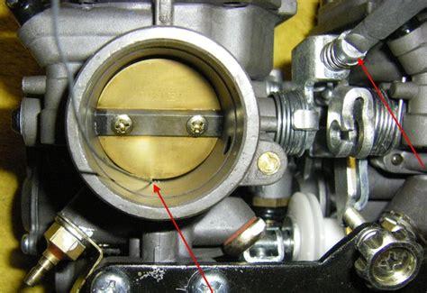 Motorrad Drossel Bearbeiten by Drosselklappe Einstellen Motorrad Automobil Bau Auto