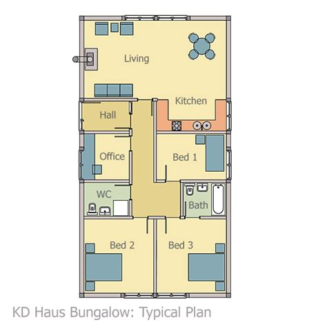 Tiny Floor Plans kd haus uk plans