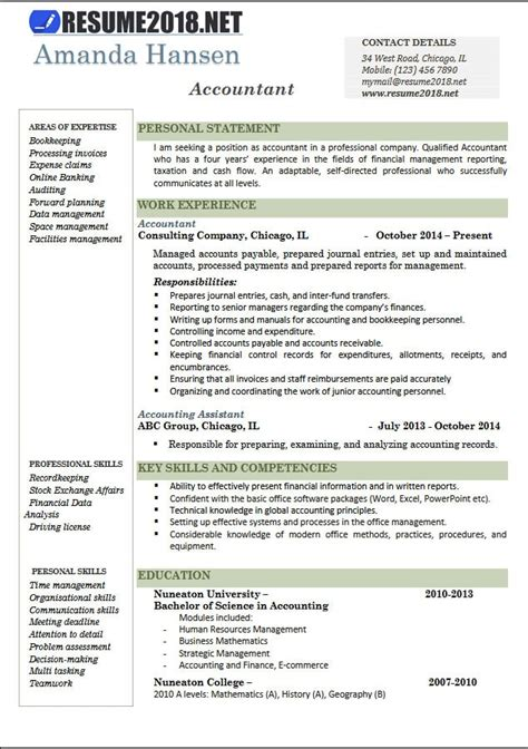 Accounting Resume Templates by Accounting Resume Template Resume Template Easy Http