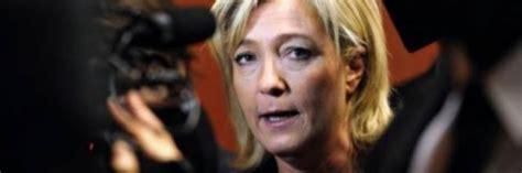 banche francesi le banche francesi sbattono la porta in faccia a marine le pen