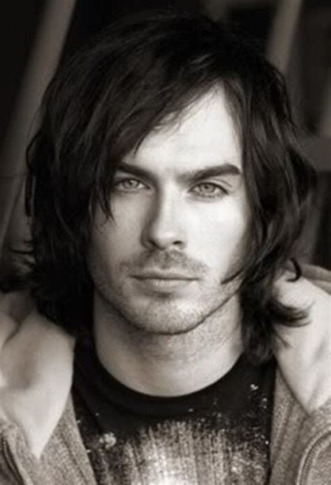 you can eat crackers in my bed anytime ian somerhalder with long hair he can eat crackers in my bed anyti