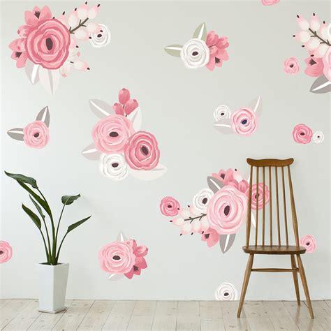 fedbfebdafdfaaebcbac photos on flower wall decals for