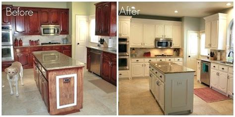 refacing kitchen cabinets before and after images refacing kitchen cabinets before and after home design