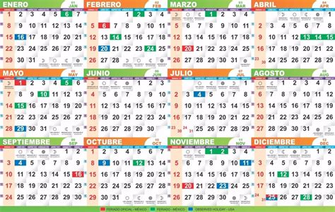 calendario 2016 editable y de bolsillo calendarios