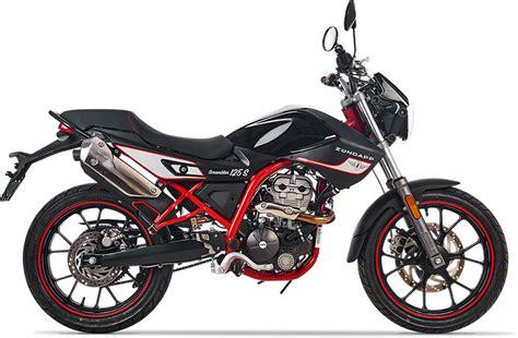 K Sport Motorrad 125 Ccm by Zxs 125 Scrambler