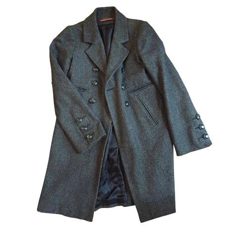 Vide Dressing Comptoir Des Cotonniers by Manteau Comptoir Des Cotonniers 36 S T1 Multicouleur