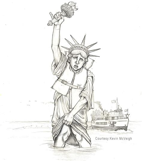 statue of liberty drawing template statue of liberty drawing template at getdrawings