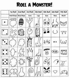 artsy fartsy art room roll monster