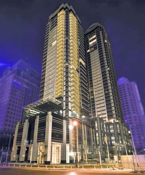 capital appartments the capital residence jakarta residential 38 floors