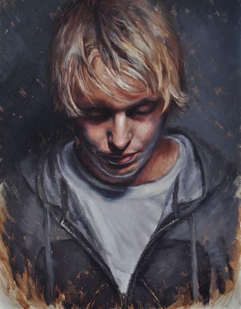 portrait in killer creatives 187 derek harrison artist