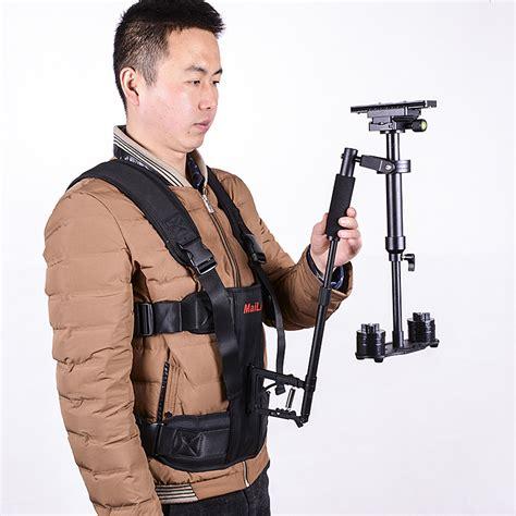 stedi cam maili steadicam vest handheld camera stabilizer s40 video