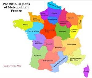 Map Of France Regions by France Map And Facts Regions Of France Pictures To Pin On