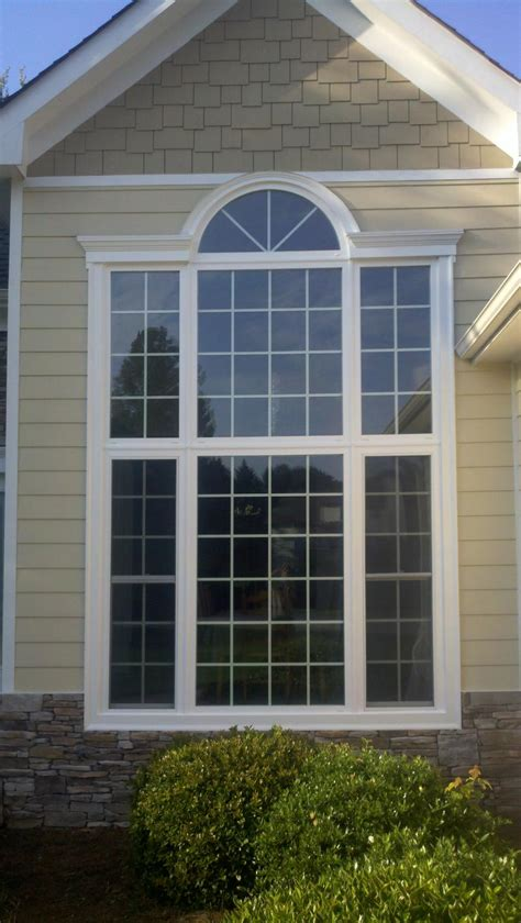 Exterior Window Trim Brick Exterior Windows And Doors