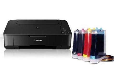 reset canon mp230 sistema continuo canon mp230 con sistema de tinta continua ciss compublog