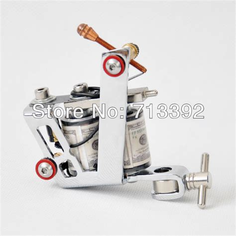 tattoo gun manual wholesale practical blue manual tattoo machine gun free