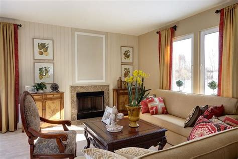 interior decorating beautiful interior design in family oriented american style