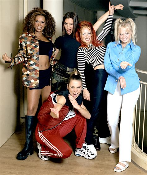 the spice girls change name to gem lose sporty posh spice