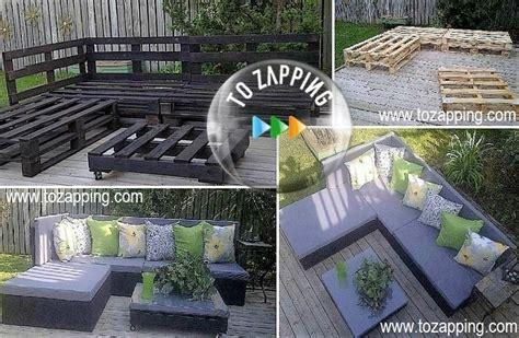 jardines con palets sof 225 de jard 237 n con palets tozapping