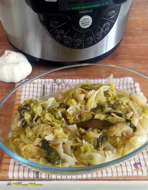 cucinare la verza stufata verza stufata ricetta pugliese la cucina di marge