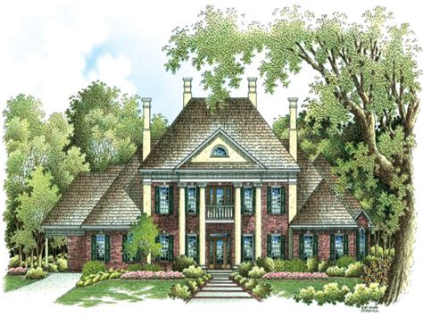 Traditional Colonial House Plans Traditional Colonial House Plans Luxury Colonial House Plan Luxury Colonial Homes Treesranch