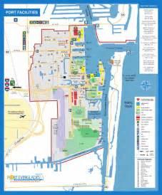 map of port everglades florida port everglades