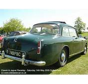Alvis TD21 Picture 60 At Oulton Park Nr Tarporley Cheshire