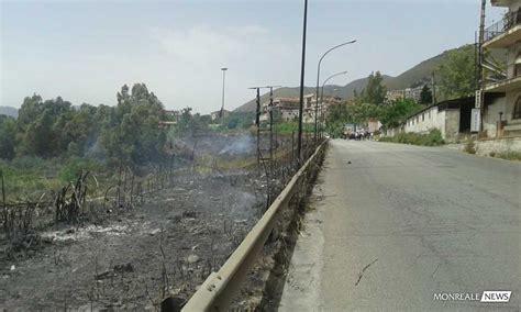 comune di monreale ufficio tecnico incendio 16 giugno il comune chiede i danni alla