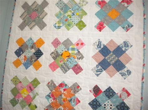Charm Square Quilt by Mini Charm Pack Patterns And Projects