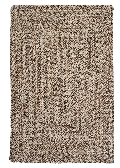 Colonial Area Rugs Colonial Mills Corsica Cc99 Weathered Brown Area Rug Carpetmart