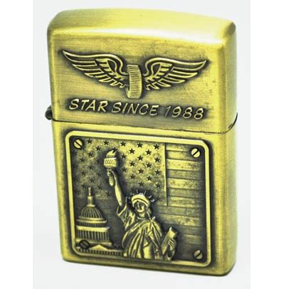 Korek Elektrik Usb Besi Motif Pistol Warna Golden korek elektrik plasma besi motif liberty golden