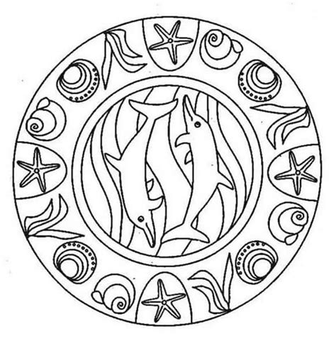 dolphin mandala coloring pages indian ceremony mandala coloring pages batch coloring