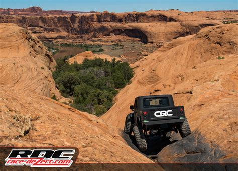 jeep utah bfgoodrich tires presents race dezert off road