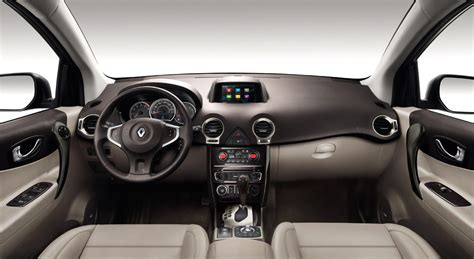 renault koleos 2015 interior 2014 renault koleos review prices specs