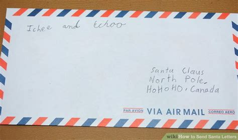 poste italiane affrancatura lettere how to send santa letters 5 steps with pictures wikihow