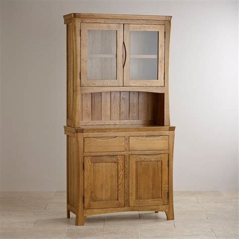 Oak Dresser Uk by Orrick Small Dresser In Rustic Solid Oak Oak Furniture Land