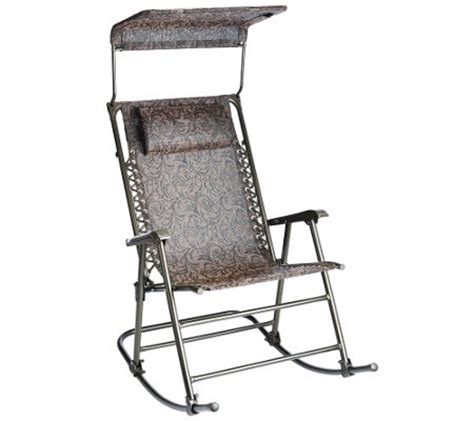 Bliss Hammock Chair by Bliss Hammocks Deluxe Foldable Rocking Chair With Sun
