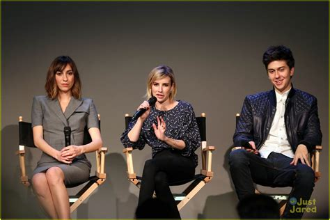 nat wolff and emma roberts movie nat wolff makes emma roberts laugh lots at the apple store