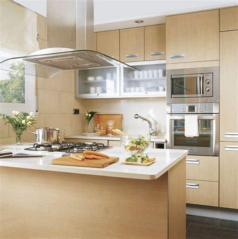 cocinas pequenas fotos  ideas decorativas  sacarles partido kitchen design unique